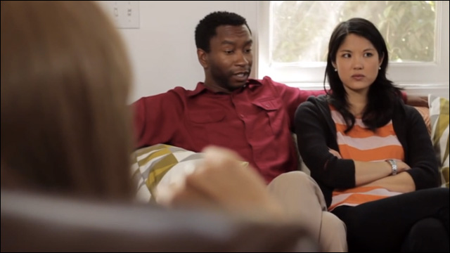 Funny Short: Abby White, Interracial Relationship Counselor