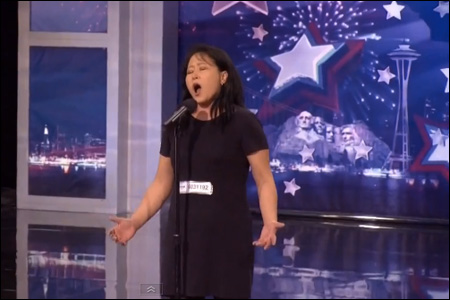 [VIDEO] Real or Fake?: Cindy Changs Susan Boyle Moment