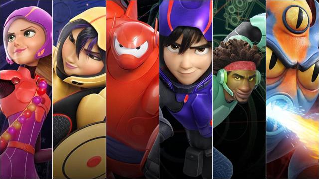 Big Hero 6 / Disney - TV Tropes