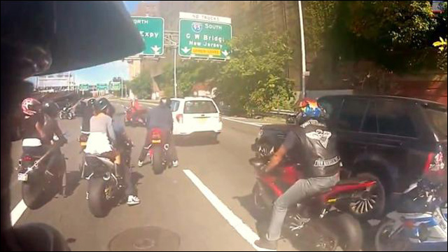 Bikers In Nyc Beat Man Bikers plead guilty in