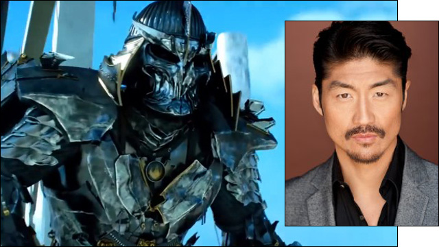 Brian Tee Cast As Shredder In Teenage Mutant Ninja Turtles 2