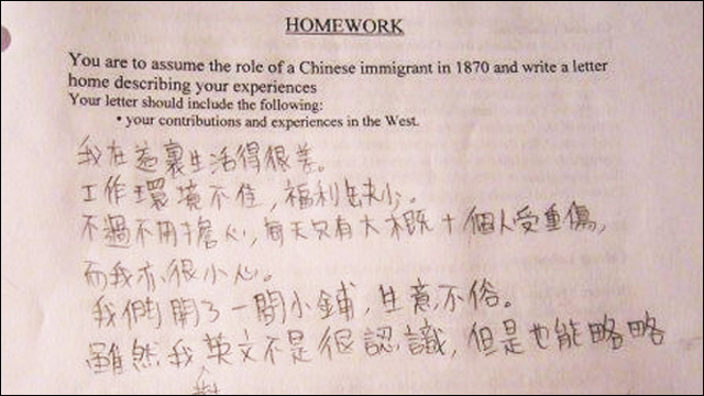 Facts about china homework help