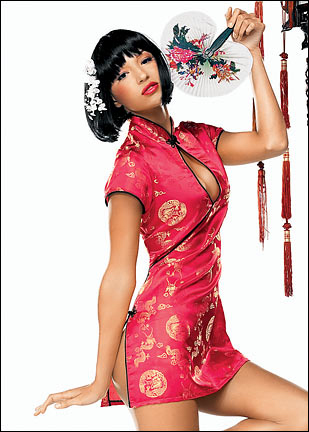 more oriental hooker y for halloween