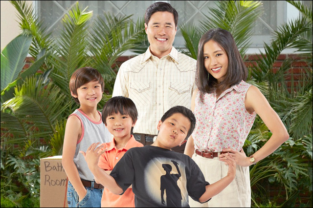 ABC orders 'Fresh Off the Boat' to series