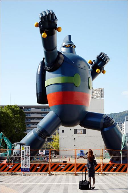 giant robots among us