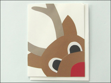 Cool Christmas Cards.Angry Gift Guide Greeting Cards By Asian American Designers