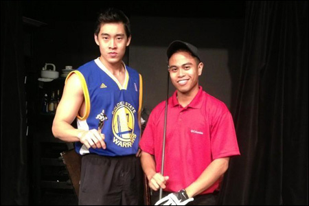Throwback Jeremy Lin and Tiger Woods.  sc 1 st  Angry Asian Man & your halloween costumes part one