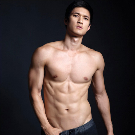 Harry Shum Jr Shirtless Asian American Man Love
