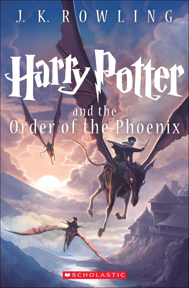 New harry potter anniversary cover art by kazu kibuishi