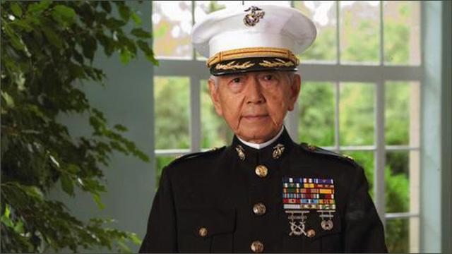 american marines asian