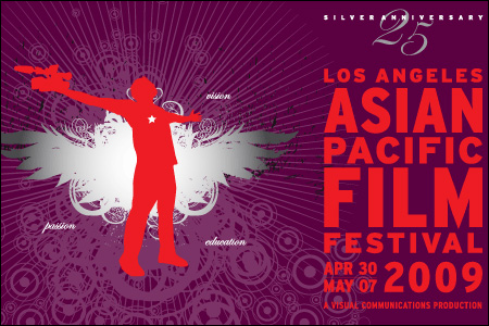 Pacific film Los angeles asian