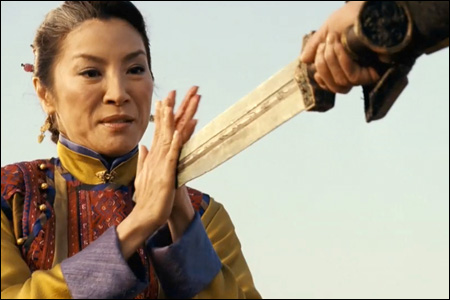 Michelle Yeoh Fight Michelle Yeoh F...