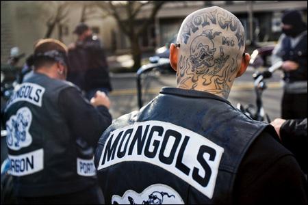 Asian Biker Gang 35