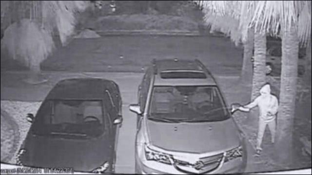 Car Vandalism Surveillance Camera About Camera
