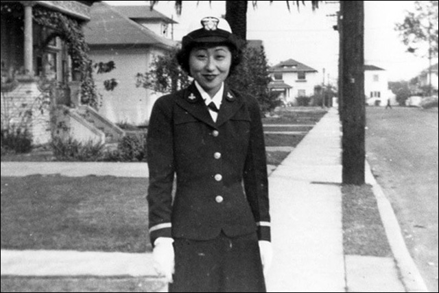 Susan Ahn Cuddy, First Asian American Woman in U.S. Navy, Dies at 100