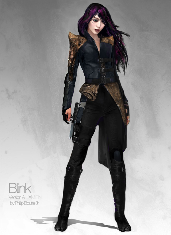 what jubilee might have looked like in the latest xmen