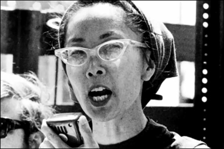 Yuri Kochiyama | angry asian man